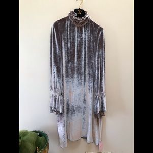 See by Chloe Velvet Dress new w Tags